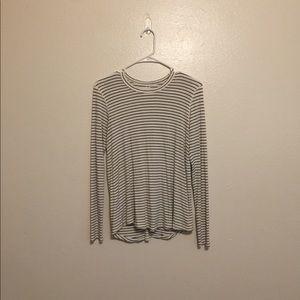 • striped top •